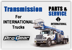 transmission for international trucks